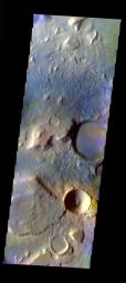 Cratered Acidalia Planitia