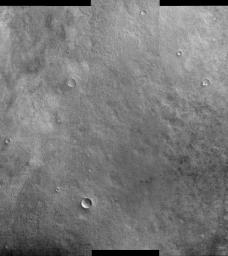 Twilight Imaging of Kepler Crater Floor