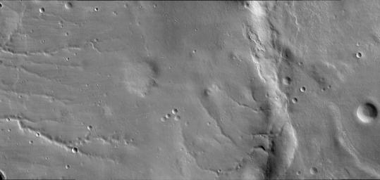 First HiRISE Image of Mars
