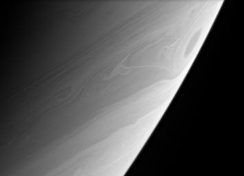Stirred-up Saturn