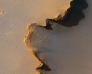 The Opportunity Rover at 'Victoria Crater'