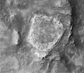 Spirit's Tracks around 'Home Plate'
