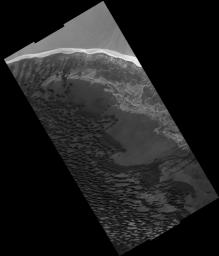 North Polar Scarp