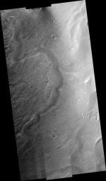 Floor of Chia Crater