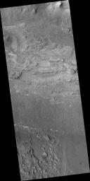 Floor of Ius Chasma