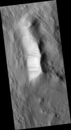 Newly-Formed Slope Streaks
