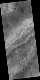 Proposed MSL Site in East Meridiani