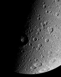 Battered Dione