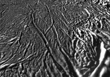 Tiger Stripes on Enceladus - Fracture Zones and Plumes Sources