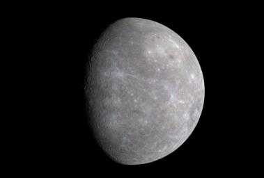 Mercury Shows its True Colors