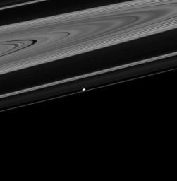 Prometheus Lurking in the Rings