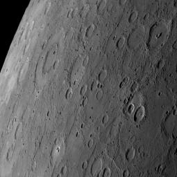 Peak Rings on Mercury