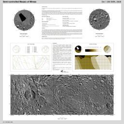 The Mimas Atlas