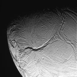 Enceladus Oct. 9, 2008 Flyby - Posted Image #3