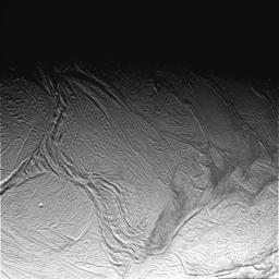 Enceladus Oct. 9, 2008 Flyby - Posted Image #4