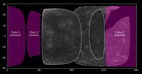 Imaging Plans for MESSENGER's Second Mercury Flyby