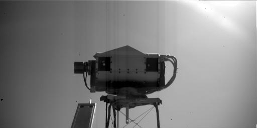 Surface Stereo Imager on Mars, Face-On