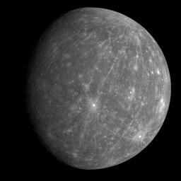 Mercury as Never Seen Before