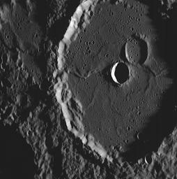 Detailed Look within a Previously Known Crater