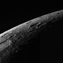 A View Over Mercury's Horizon
