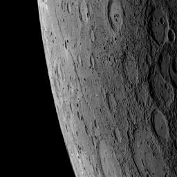 Mercury Shows Signs of Aging