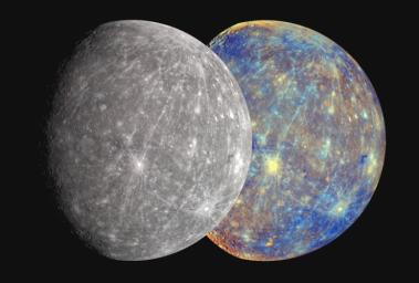 Mercury in Color!