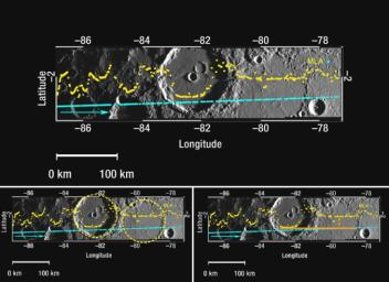 Mercury Laser Altimeter (MLA) Measures the Depths of Mercury's Craters