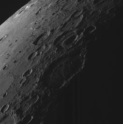 Night Falls on Mercury