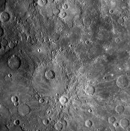 Enwonwu: A Young Crater on Mercury Named for an African Modernist Artist