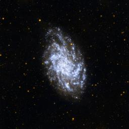 NASA's Galaxy Evolution Explorer Mission celebrates its sixth anniversary studying galaxies beyond our Milky Way through its sensitive ultraviolet telescope, the only such far-ultraviolet detector in space.