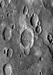 Crater Ejecta and Chains of Secondary Impacts