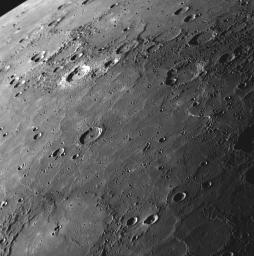 Flooding Mercury's Surface