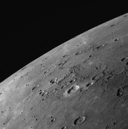 Extensive Smooth Plains on Mercury