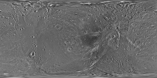 Map of Dione - October 2010