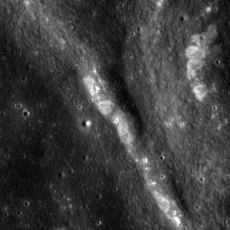 Constellation Region of Interest at Mare Tranquillitatis