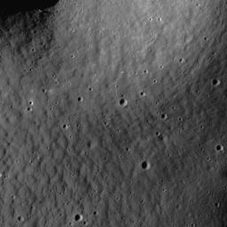 Regolith Patterns in Mendel-Rydberg