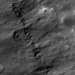 Lichtenberg crater is of Eratosthenian age, located in western Oceanus Procellarum. It is named after George C. Lichtenberg, a German professor of experimental physics (16th century).