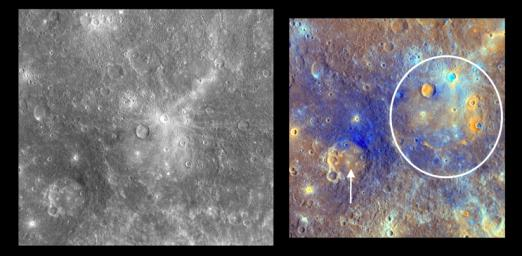 Dominici Colors Mercury's Landscape