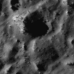 Impact Melt Features in Tycho Crater's Floor