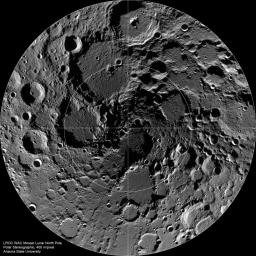 The Lunar North Pole