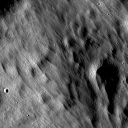 Delicate Patterns in Giordano Bruno Ejecta