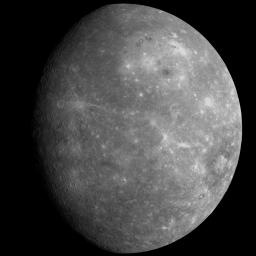 High-Resolution View from Mercury Flyby 1