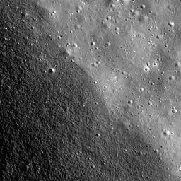 Archimedes - Mare Flooded Crater
