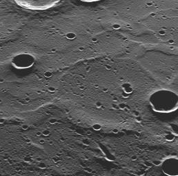 Smooth Plains in Mercury's North