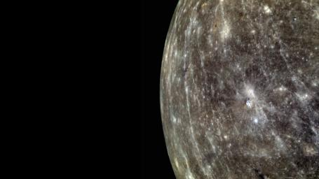 Mercury's Colorful Limb
