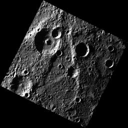 Belinskij and Craters of Darkness