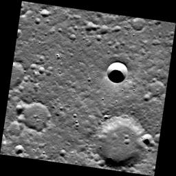 Crater Degradation
