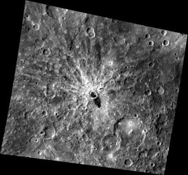 The Dark Side of the Crater