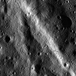 Forked Wrinkle Ridge