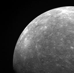 It All Ends at Mercury's Limb